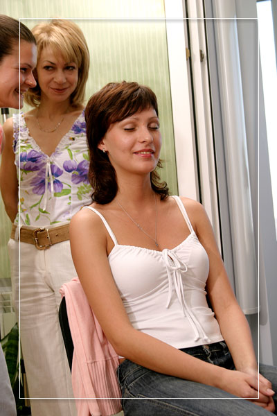 упраженения по эриксоновскому гипнозу для начинающих в школе NTRS (фото)
